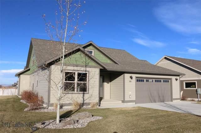 581 Talon, Bozeman, MT 59718 (MLS #352951) :: Montana Home Team