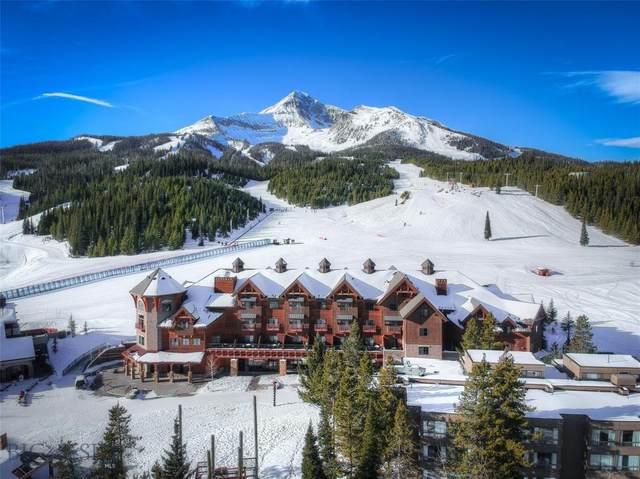 48 Big Sky Resort Road #205, Big Sky, MT 59716 (MLS #352964) :: Black Diamond Montana