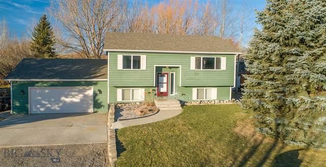211 Spruce Lane, Livingston, MT 59047 (MLS #352965) :: Montana Home Team