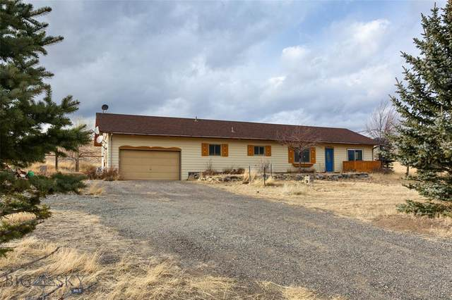 135 Arcturus Drive, Emigrant, MT 59027 (MLS #353967) :: Montana Home Team