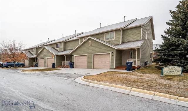 427 Michael Grove Avenue #19, Bozeman, MT 59718 (MLS #354028) :: L&K Real Estate