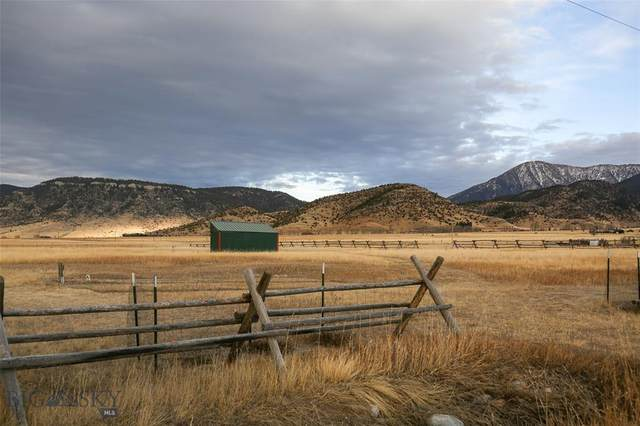 TBD Jumping Rainbow Road, Livingston, MT 59047 (MLS #354029) :: Montana Life Real Estate