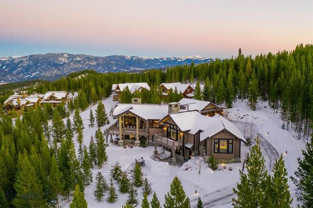 422 Elk Meadow Trail, Big Sky, MT 59716 (MLS #354033) :: Montana Home Team