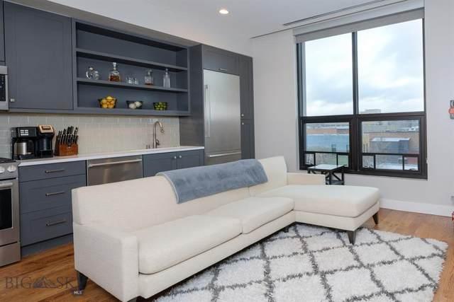 5 W Mendenhall Street #414, Bozeman, MT 59715 (MLS #354038) :: L&K Real Estate