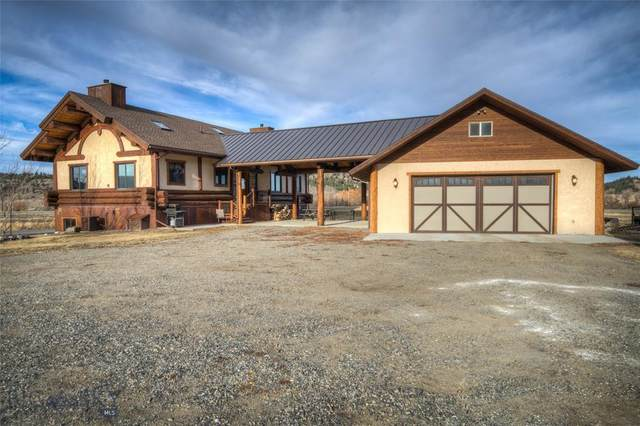 5 Work Creek Rd, Big Timber, MT 59011 (MLS #354046) :: Hart Real Estate Solutions