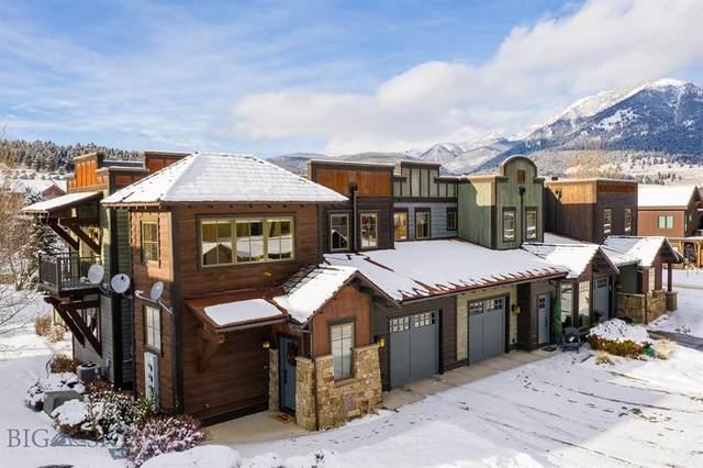 81 Pheasant Tail #1, Big Sky, MT 59716 (MLS #354051) :: L&K Real Estate