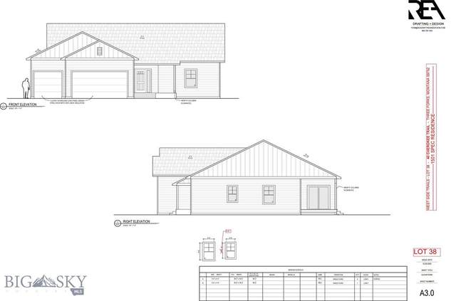 40 Cherokee Trail, Three Forks, MT 59752 (MLS #354059) :: Hart Real Estate Solutions