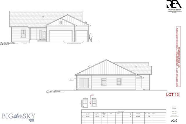 37 Cherokee Trail, Three Forks, MT 59752 (MLS #354060) :: Hart Real Estate Solutions