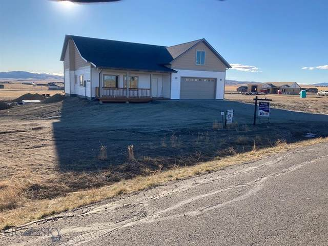 160 Wheatland Meadows Drive, Three Forks, MT 59752 (MLS #354078) :: Hart Real Estate Solutions