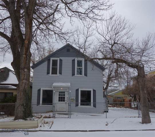 214 S G, Livingston, MT 59047 (MLS #354111) :: L&K Real Estate