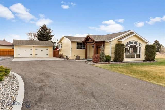 35 Border Lane, Bozeman, MT 59718 (MLS #354121) :: Hart Real Estate Solutions