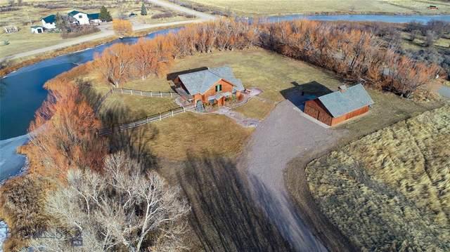 110 N Fort Shaw Road, Fort Shaw, MT 59443 (MLS #354132) :: L&K Real Estate