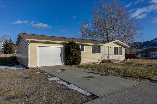 602 Comet Boulevard, Livingston, MT 59047 (MLS #354158) :: Montana Home Team