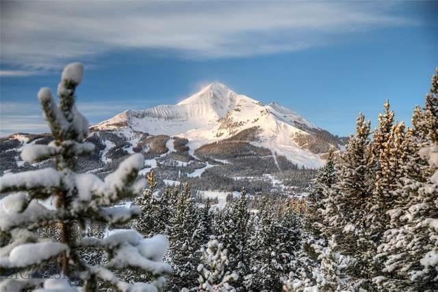 TBD Summit View, Phase 1, Lot 6 Drive, Big Sky, MT 59716 (MLS #354179) :: Montana Home Team