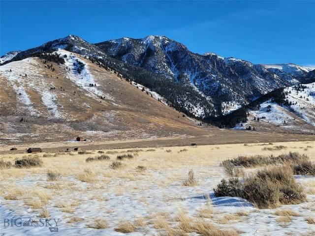 Parcel 21 Sportsman's Paradise, Cameron, MT 59720 (MLS #354197) :: Montana Home Team