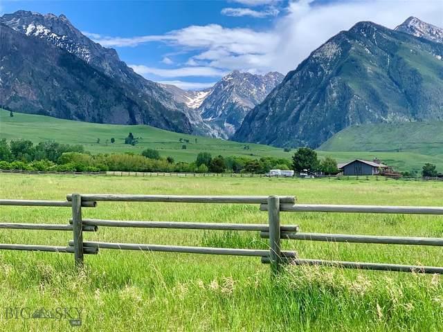62 Deep Creek Bench Road, Livingston, MT 59047 (MLS #354198) :: Montana Home Team