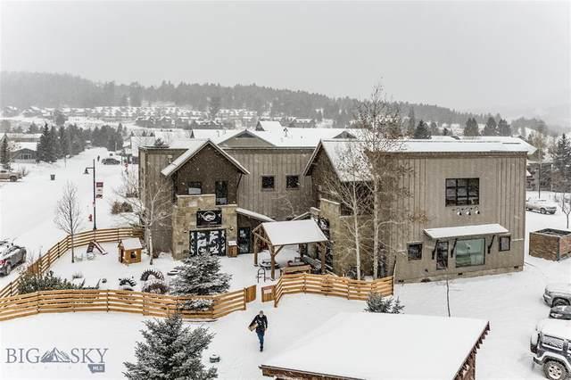 175 Aspen Leaf Drive, Big Sky, MT 59716 (MLS #354205) :: L&K Real Estate