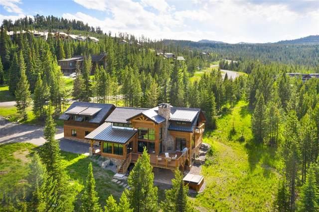 137 Wildridge Fork, Big Sky, MT 59716 (MLS #354220) :: Hart Real Estate Solutions