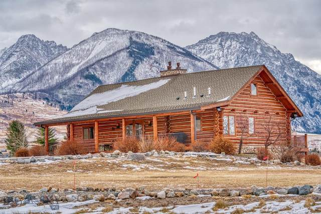 12 Trout Lane, Livingston, MT 59047 (MLS #354225) :: Hart Real Estate Solutions