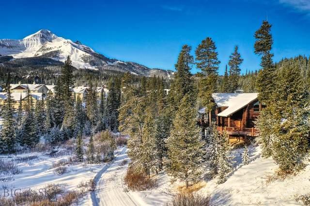 13 Sioux Road, Big Sky, MT 59716 (MLS #354228) :: Montana Home Team