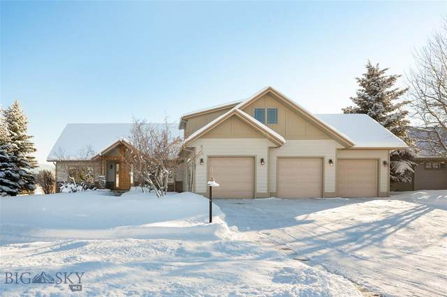 180 Peace Pipe Drive, Bozeman, MT 59715 (MLS #354236) :: L&K Real Estate