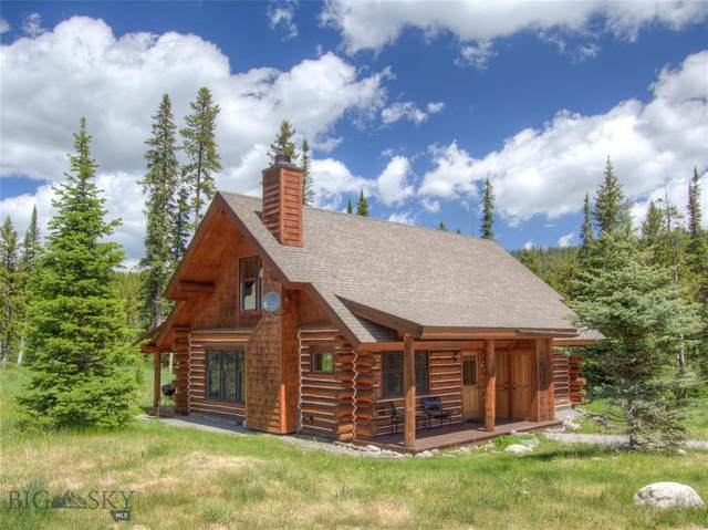 5 Moose Ridge Road, Big Sky, MT 59716 (MLS #354272) :: Montana Home Team