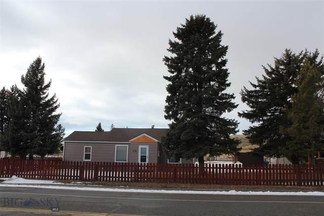 411 Elliot Street N, Wilsall, MT 59086 (MLS #354287) :: L&K Real Estate