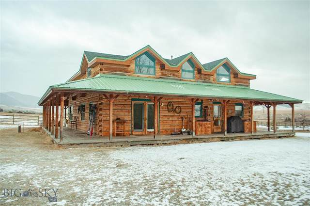 1350 Lower Tom Burke Road, Gallatin Gateway, MT 59730 (MLS #354290) :: Montana Home Team