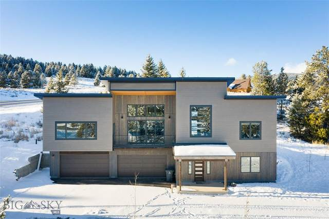 1109 Looking Glass Road, Big Sky, MT 59716 (MLS #354295) :: Hart Real Estate Solutions