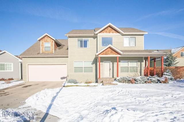 3014 Ritter Drive, Bozeman, MT 59715 (MLS #354301) :: Montana Home Team
