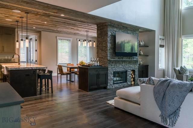425 N Outlook Trail, Big Sky, MT 59716 (MLS #354307) :: L&K Real Estate