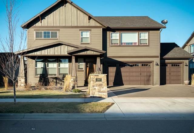 2047 Dennison Lane, Bozeman, MT 59718 (MLS #354314) :: Montana Home Team