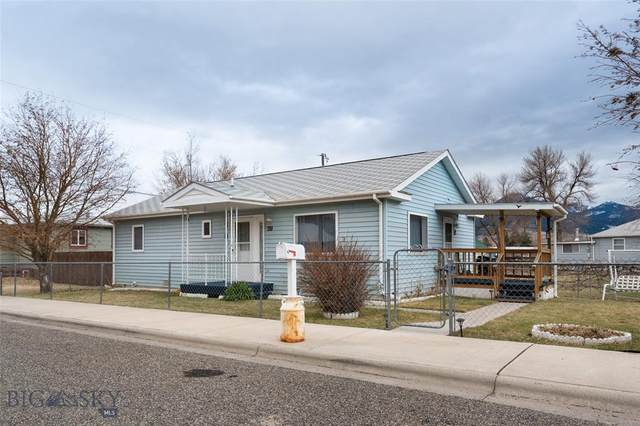 921 W Chinook Street, Livingston, MT 59047 (MLS #354322) :: Montana Home Team