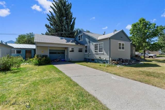 823 W Geyser Street, Livingston, MT 59047 (MLS #354326) :: L&K Real Estate