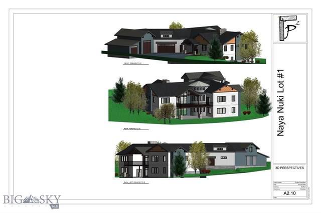 Lot 1 Naya Nuki Drive, Bozeman, MT 59715 (MLS #354332) :: Montana Home Team