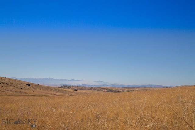 Lot 171 Tbd Horse Thief Trail, Manhattan, MT 59741 (MLS #354337) :: Montana Home Team