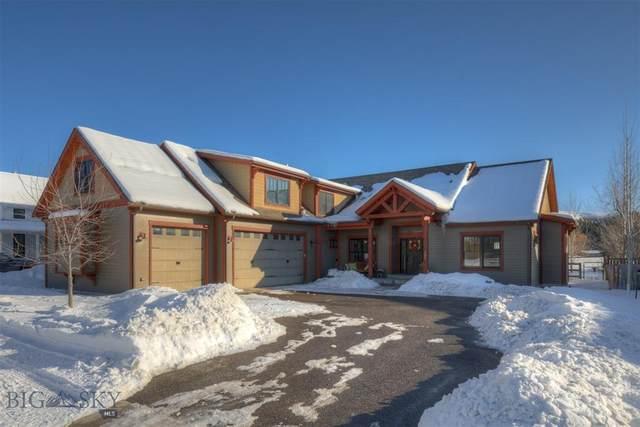 1394 Boylan Road, Bozeman, MT 59715 (MLS #354374) :: Montana Home Team