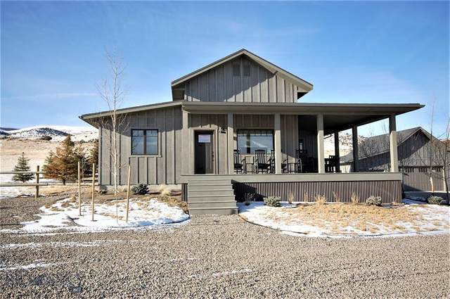 40 Dry Creek Trail, Ennis, MT 59729 (MLS #354387) :: Black Diamond Montana