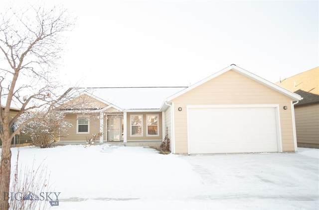 1125 Buckrake  Ave, Bozeman, MT 59718 (MLS #354413) :: Montana Home Team