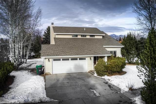 405 Staudaher Street, Bozeman, MT 59715 (MLS #354415) :: Hart Real Estate Solutions