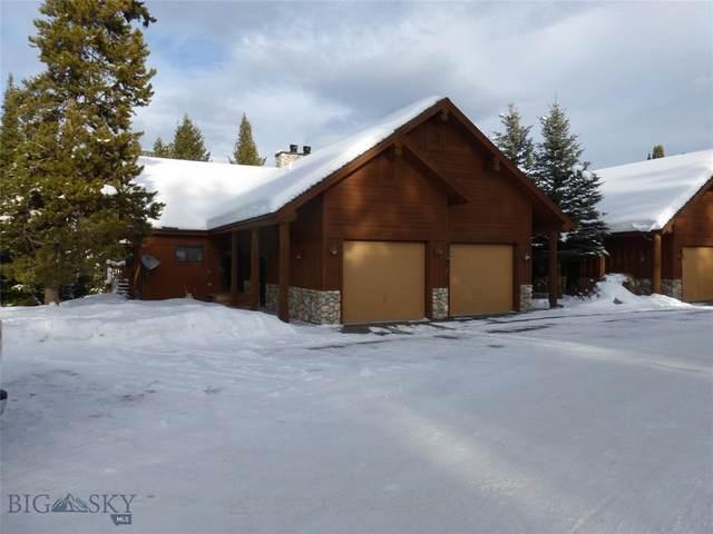 35 Blue Spruce C-1, Big Sky, MT 59716 (MLS #354418) :: Montana Home Team