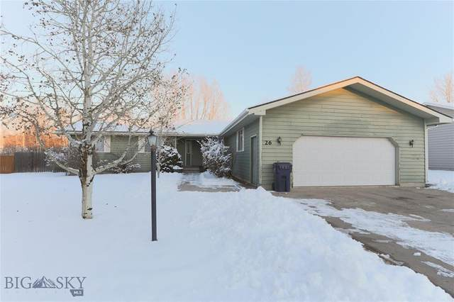 26 Sheridan Avenue, Bozeman, MT 59718 (MLS #354422) :: Montana Life Real Estate