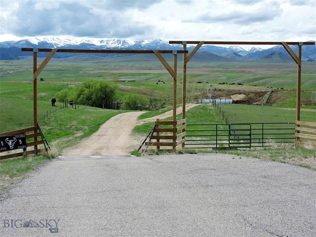 7117 Mt Hwy 287, Harrison, MT 59735 (MLS #354450) :: Black Diamond Montana