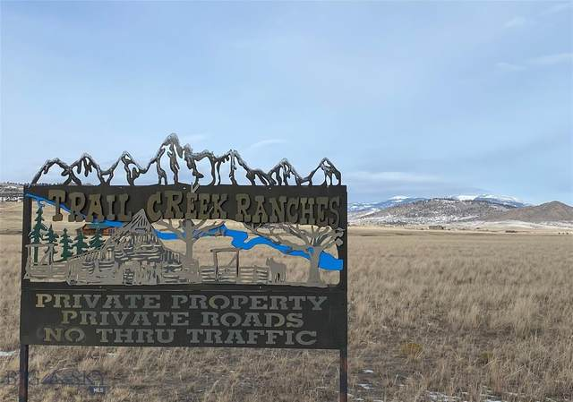 Lot 10A Trail Creek Ranches, Ennis, MT 59729 (MLS #354458) :: Hart Real Estate Solutions