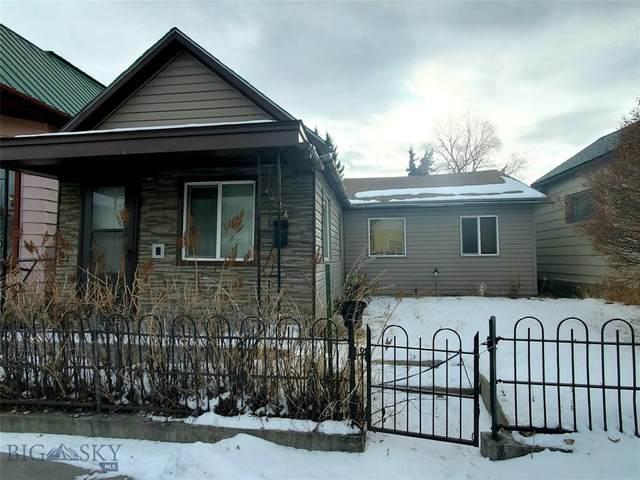 1224 Farrell, Butte, MT 59701 (MLS #354475) :: L&K Real Estate