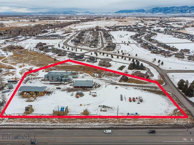 Lot 268 Circle F Trail, Bozeman, MT 59715 (MLS #354484) :: L&K Real Estate