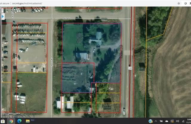 81451 Gallatin Road, Bozeman, MT 59715 (MLS #354494) :: Black Diamond Montana