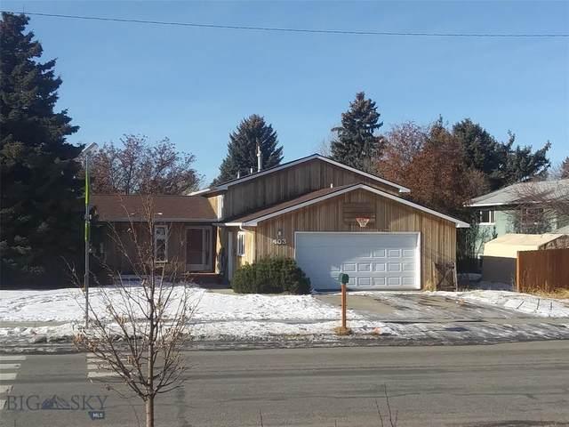 403 N 15th, Bozeman, MT 59715 (MLS #354495) :: Montana Home Team