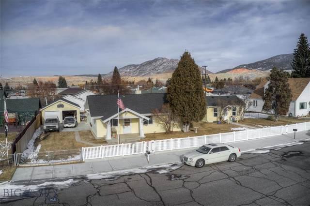 2521 Nettie, Butte, MT 59701 (MLS #354511) :: L&K Real Estate