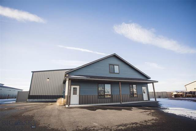 669 Jetway Drive, Belgrade, MT 59714 (MLS #354513) :: L&K Real Estate
